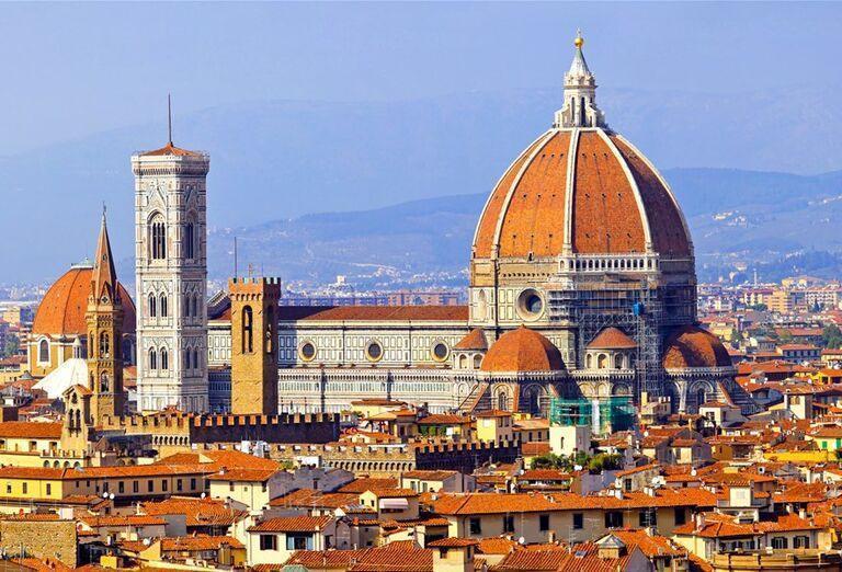 Architektúra a pamiatky - Toskansko, poznávací zájazd, Taliansko