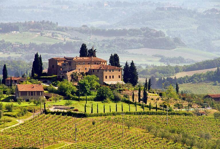 Domy- poznávací zájazd, Taliansko