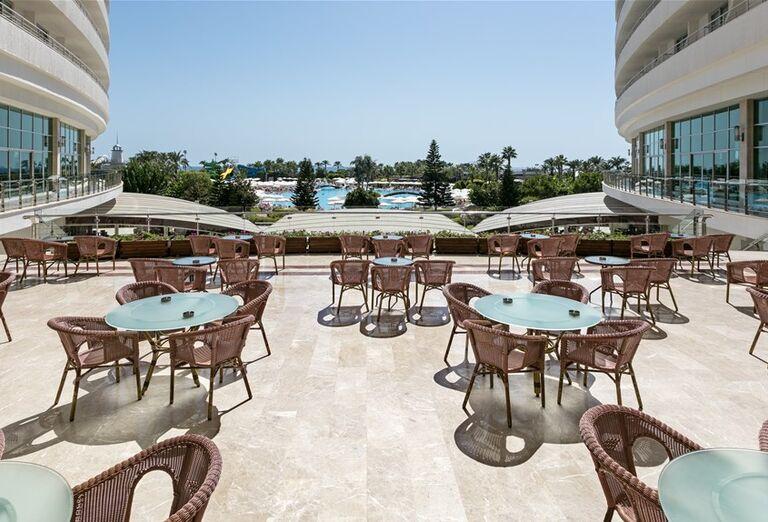 Ostatné Hotel Miracle Resort *****