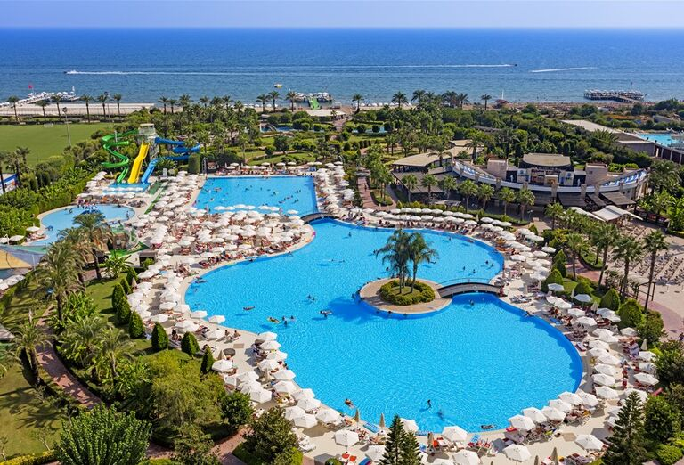 Komplex hotela Miracle Resort