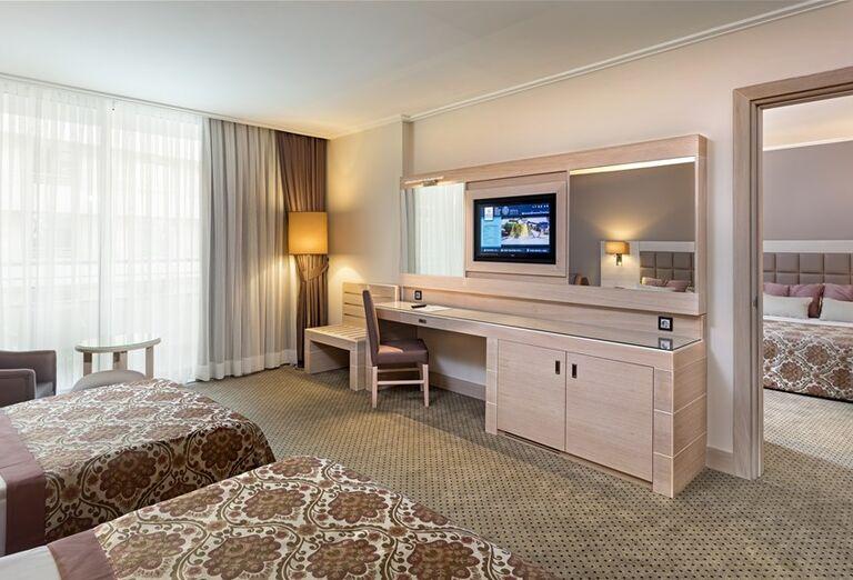 Izba v hoteli Miracle Resort