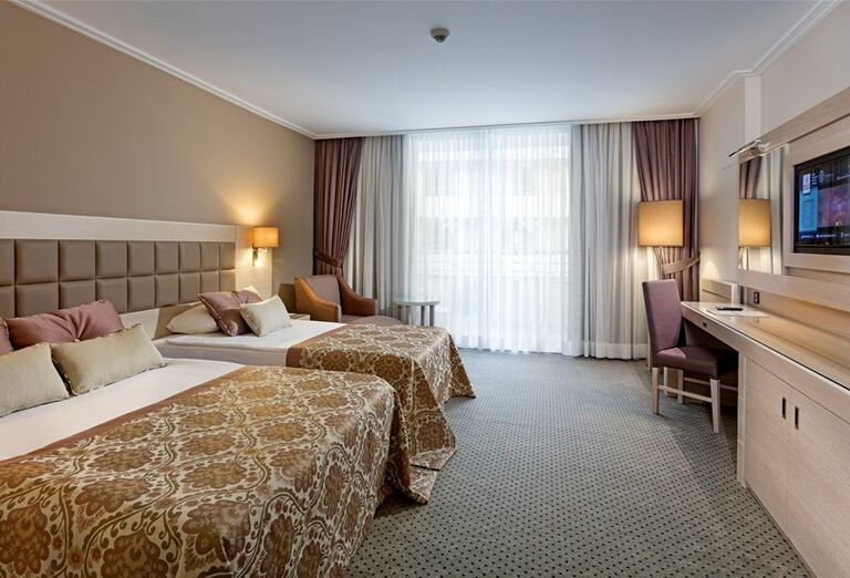 Komfortná izba v hoteli Miracle Resort