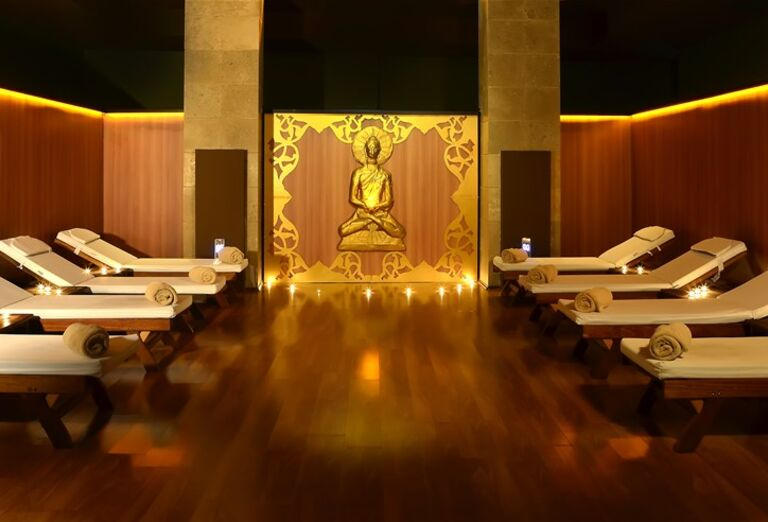 Oddychová miestnosť v hoteli Miracle Resort