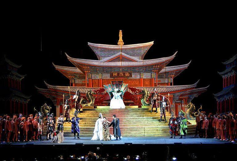 Atrakcie Pucciniho operný festival