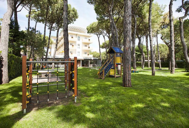 Pre deti Aparthotel La Pineta ****