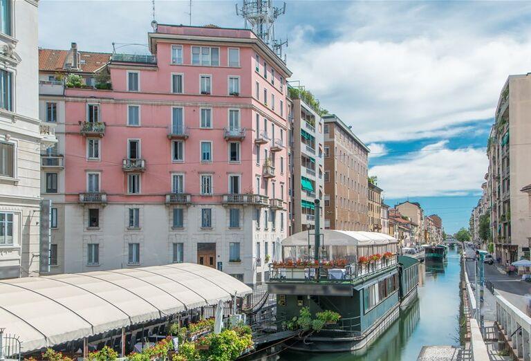 Architektúra a pamiatky v Miláne