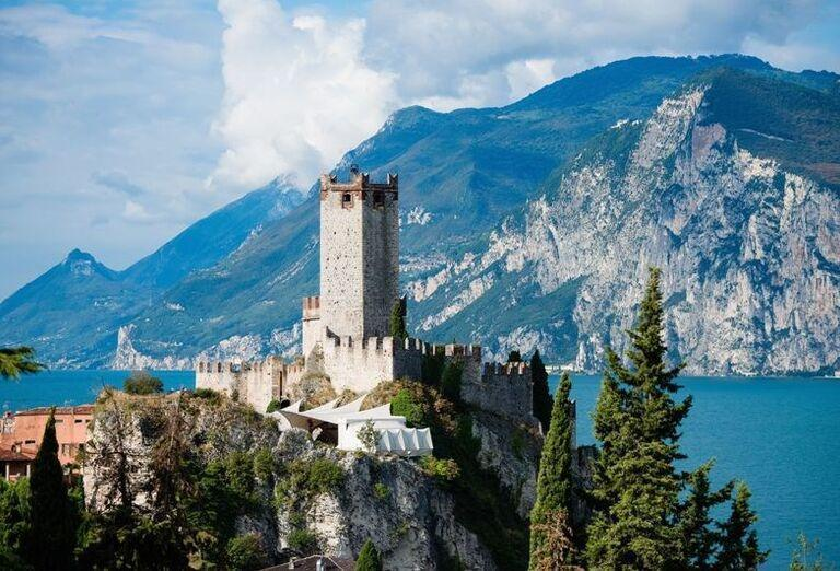 Krajina, poznávací zájazd, Taliansko