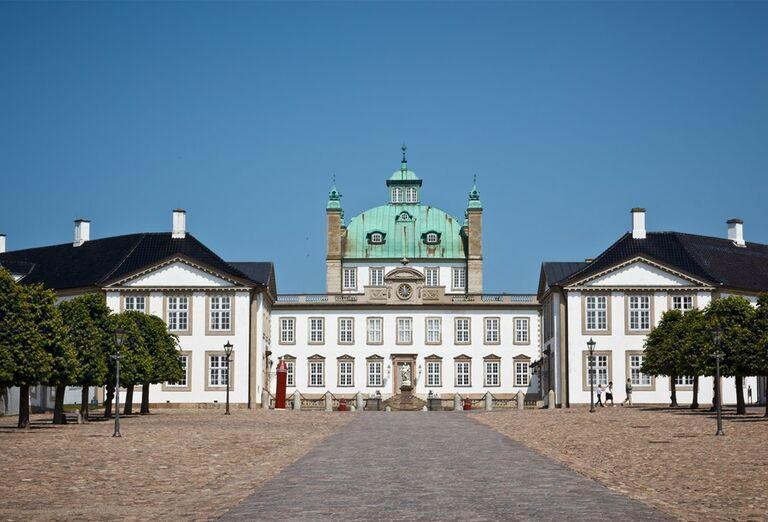 Veľký okruh Dánskom - Pamiatky a architektúra