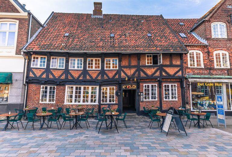 Veľký okruh Dánskom - reštaurácia