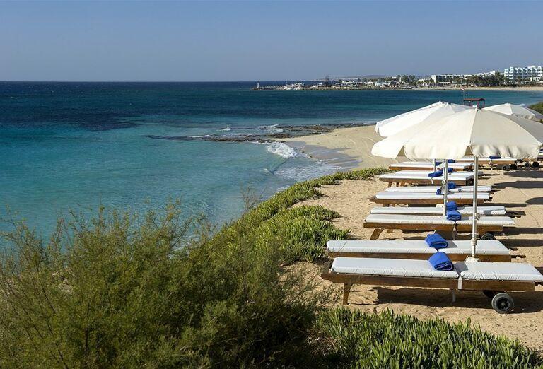 Pláž Hotel Grecian Sands ****