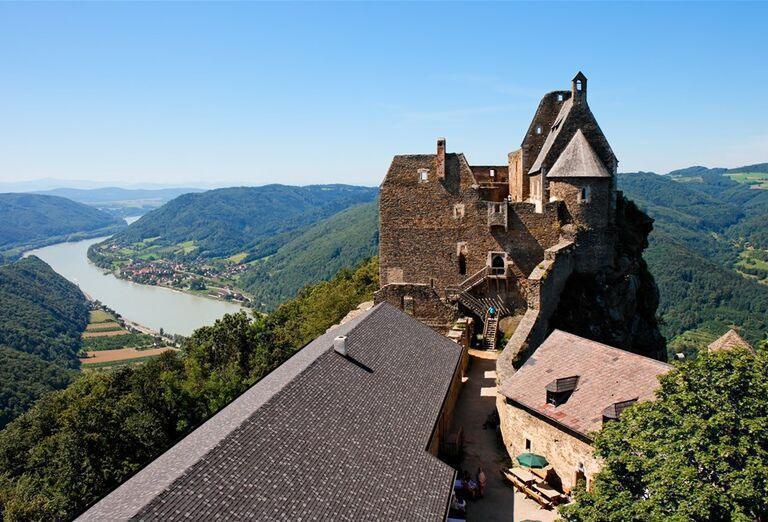 Údolie Wachau, poznávací zájazd, Rakúsko