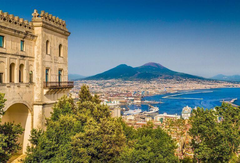 Galéria Výletná Loď MSC Fantasia - Neapol a Baleárske ostrovy so sprievodcom ****
