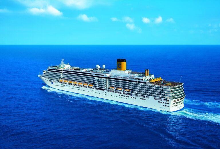 Výletná Loď COSTA Luminosa - Grécke ostrovy so sprievodcom ****