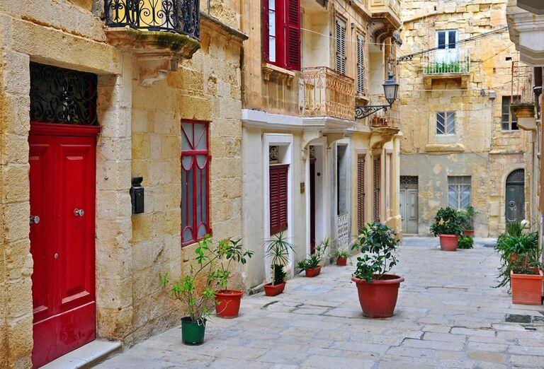Malta a Gozo- pamiatky a architektúra