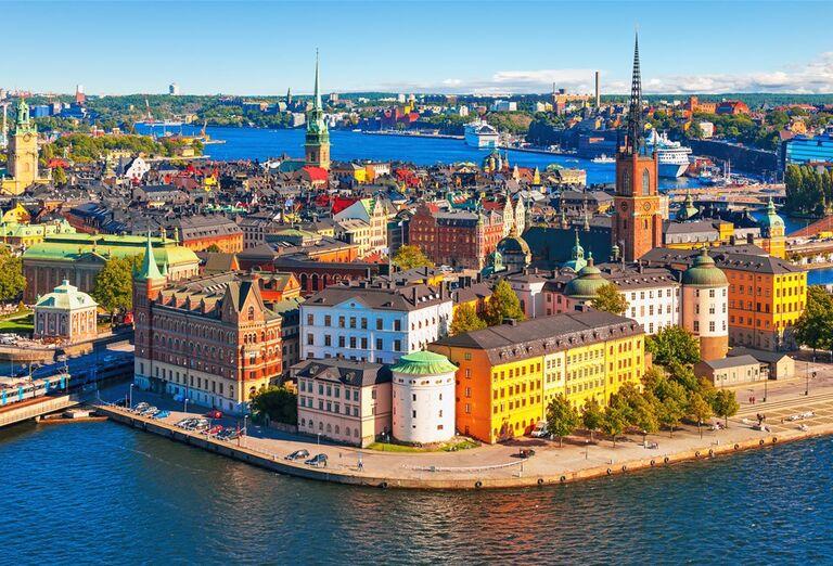 Architektúra a pamiatky - Škandinávia