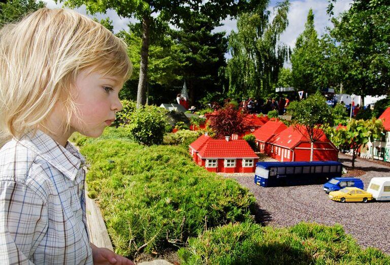 Legoland a rozprávkový svet pre deti