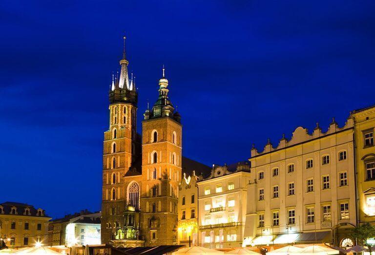 Poklady Krakova a okolia