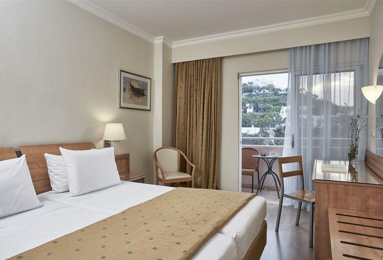 Izba v hoteli Esperides Beach