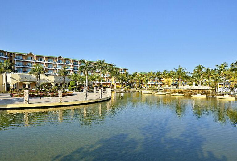 Melia Las Antillas -Areál hotela