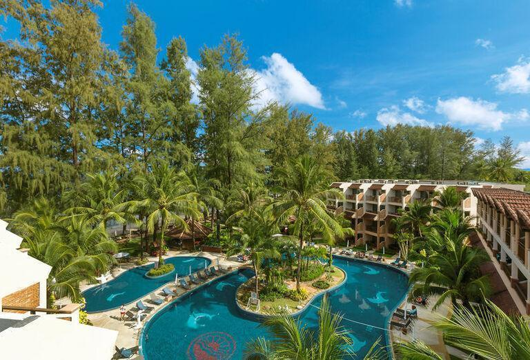 Hotel Best  Western Premier Bangtao Beach Spa **** A