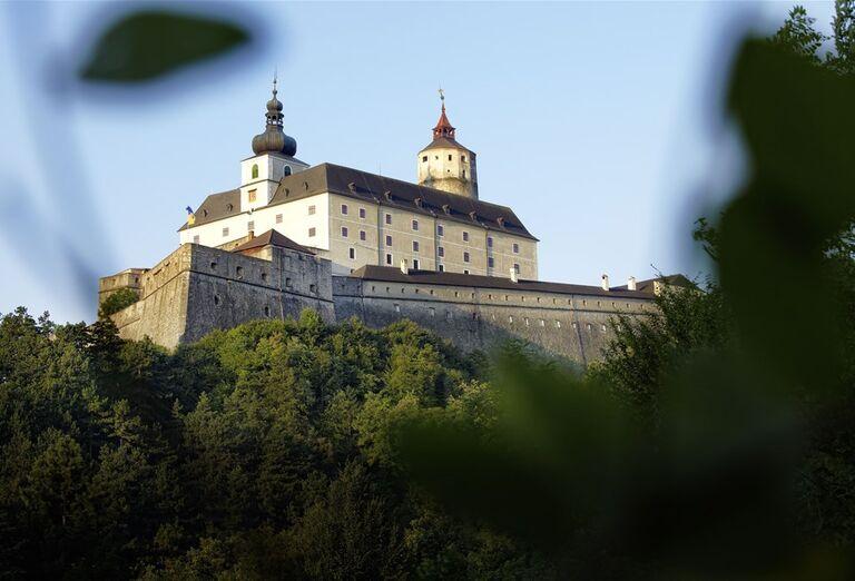 Vianočné trhy, poznávacie zájazdy Rakúsko - zámok
