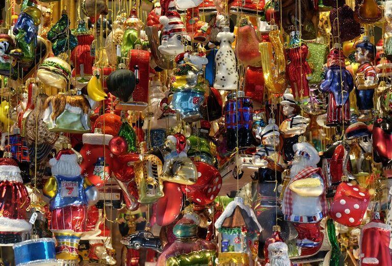 Graz - zimná rozprávka- dekorácie