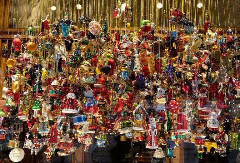 Advent v údolí Wachau - vianočné dekorácie