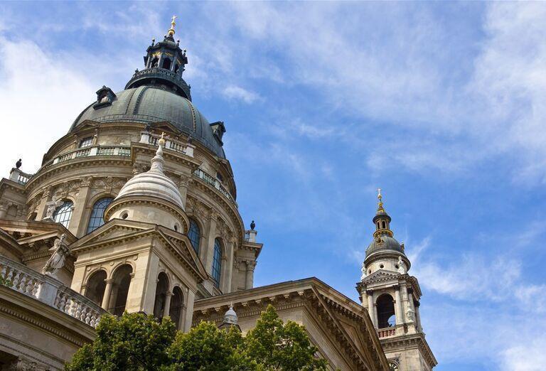 Pamiatky v Budapešti