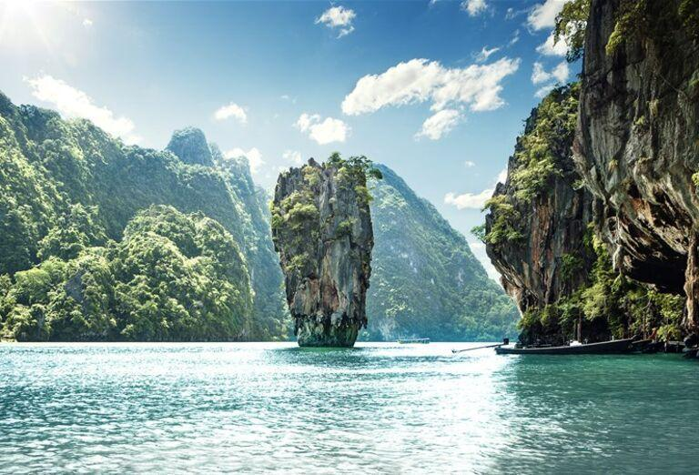 Zátoka Phang Nga