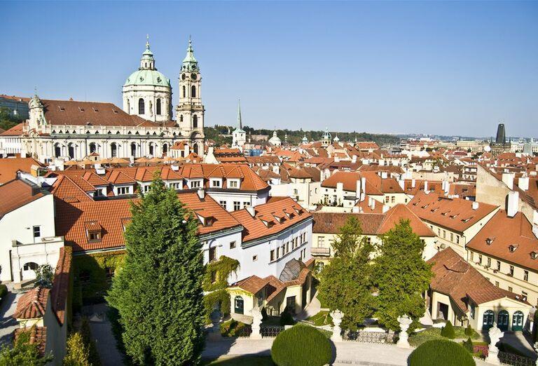 Architektúra a pamiatky v Prahe