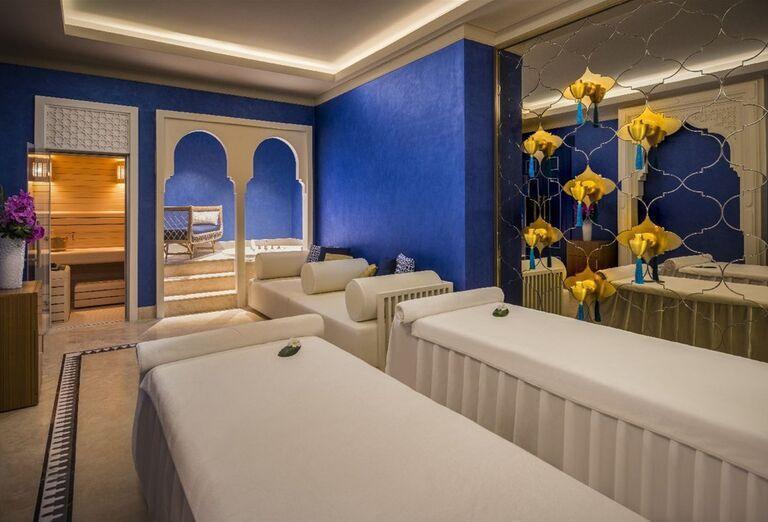 Masérske centrum v hoteli Rixos Saadiyat Island Abu Dhabi
