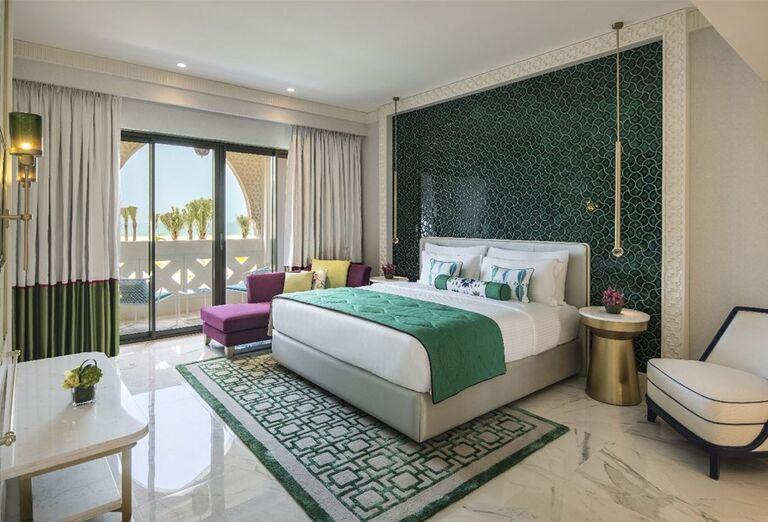 Ubytovanie v komfortnom hoteli Rixos Saadiyat Island Abu Dhabi