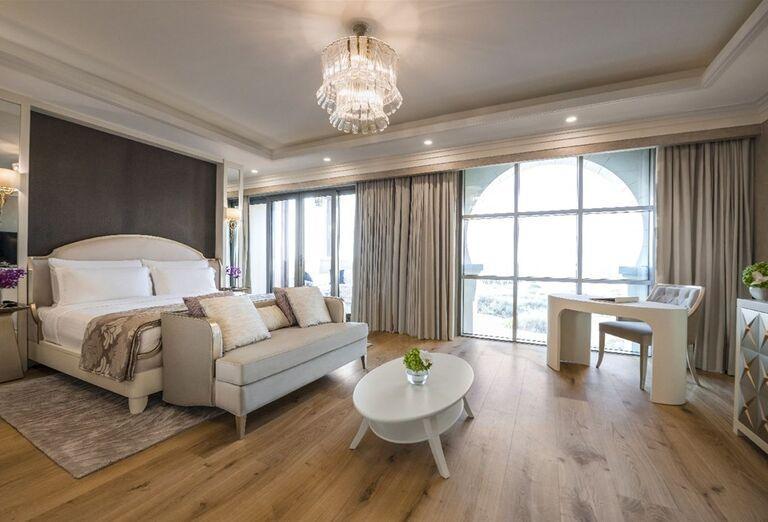 Luxusné ubytovanie v hoteli Rixos Saadiyat Island Abu Dhabi