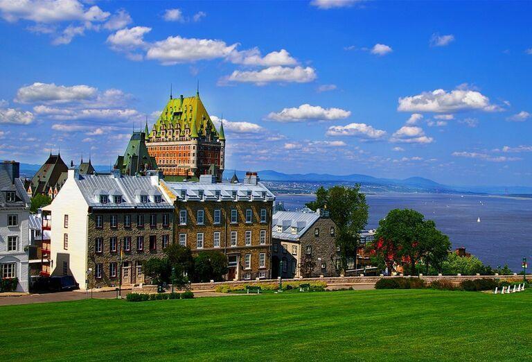 Kanada - architektúra a pamiatky