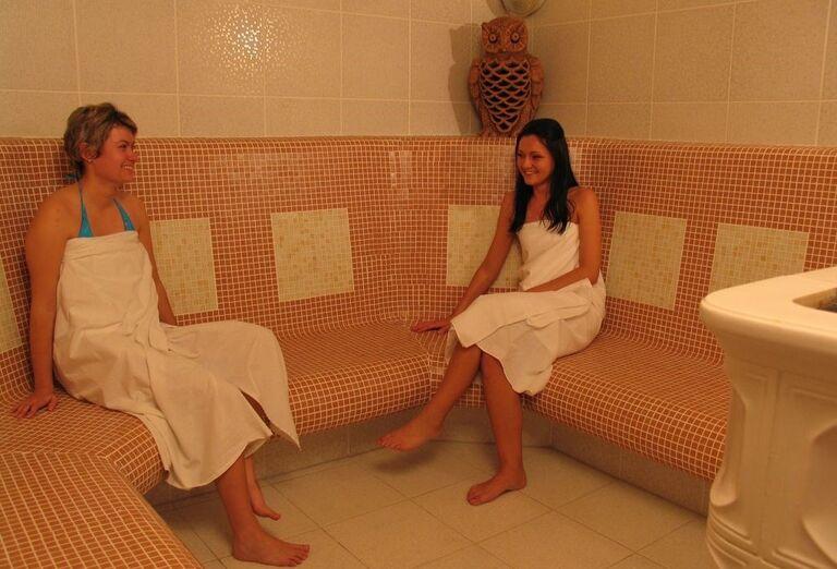 Sauna, hotel Toliar, Štrbské Pleso