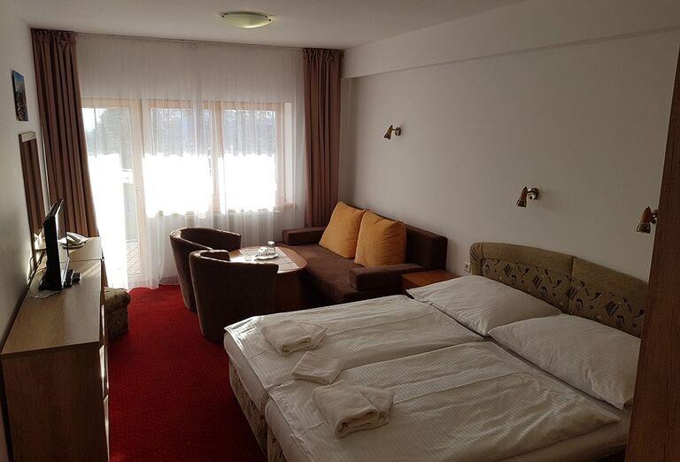 Izba v hoteli Toliar