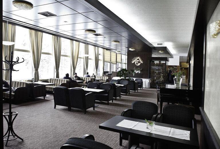 lobby bar, hotel Patria, Štrbské Pleso
