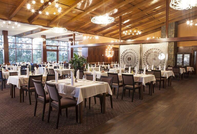 Reštaurácia, hotel Patria, Štrbské Pleso