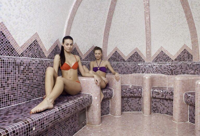 Parná sauna, hotel Patria, Štrbské Pleso