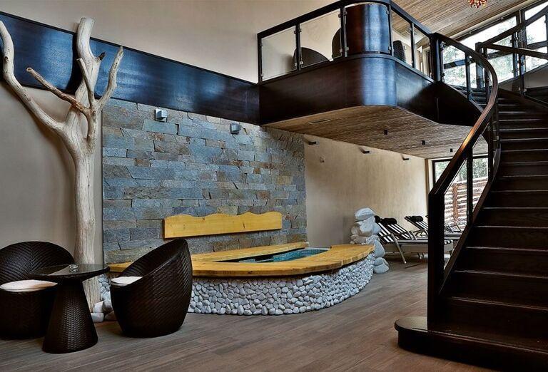 Oddychová miestnosť, hotel Patria, Štrbské Pleso