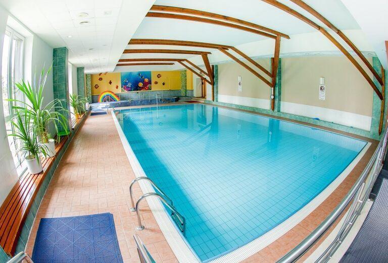 Bazén, hotel Patria, Štrbské Pleso