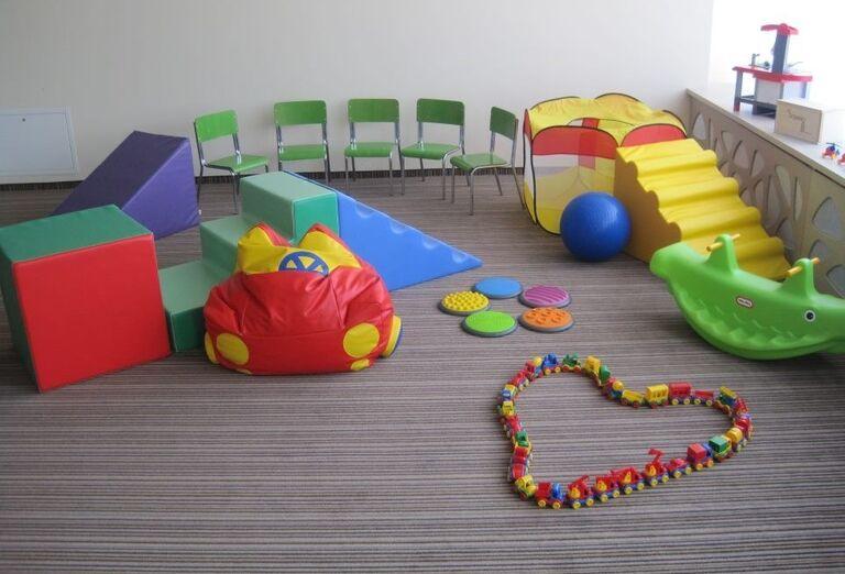 Detský kútik v hoteli Sorea Trigan