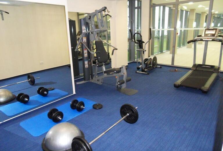 Fitness v hoteli Sorea Trigan