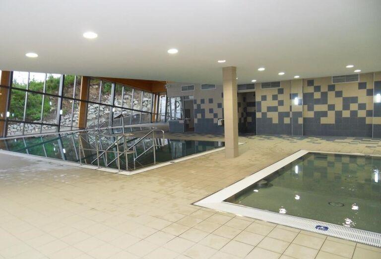 Vnútorné bazény v hoteli Sorea Trigan