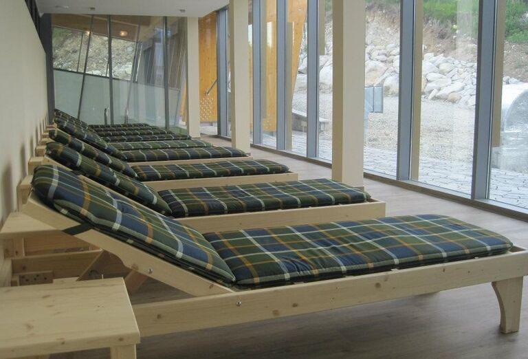 Oddychová miestnosť v hoteli Sorea Trigan