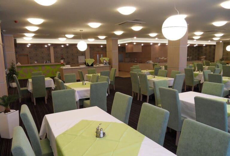Reštaurácia v hoteli Sorea Trigan