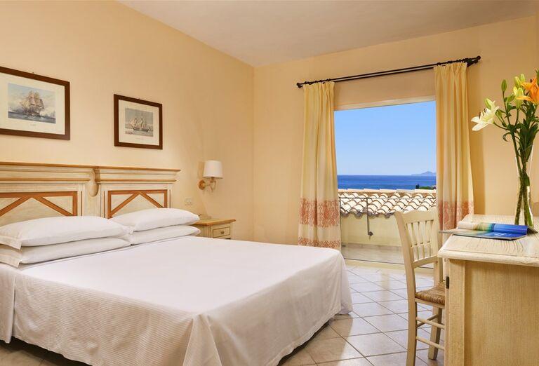 Ubytovanie s výhľadom na more v hoteli VOI Colonna Beach
