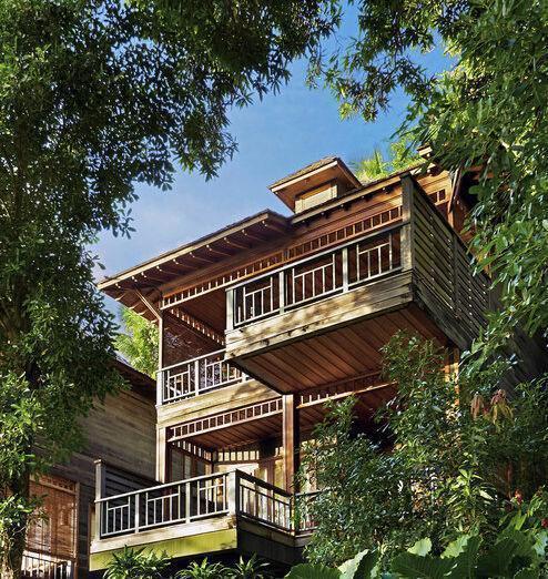 HOTEL HILTON SEYCHELLES NORTHHOLME RESORT & SPA ***** W