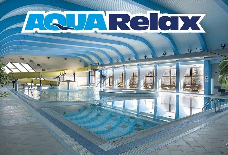 Bazény a tobogán v hoteli Sorea Titris