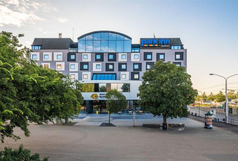 Hotel Park Inn By Radisson Danube -